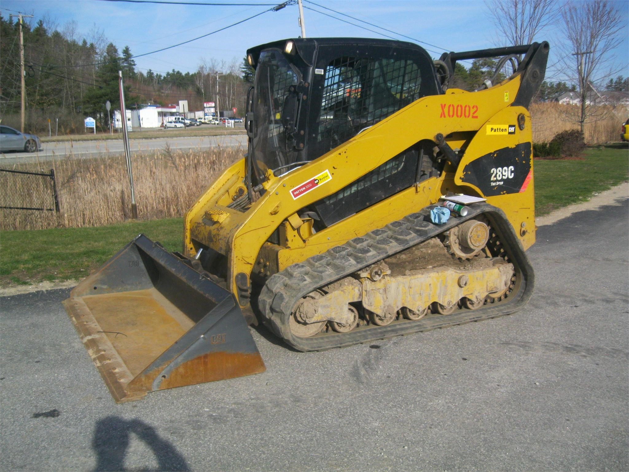 Detail photo of 2009 Caterpillar 289C from Construction Equipment Guide