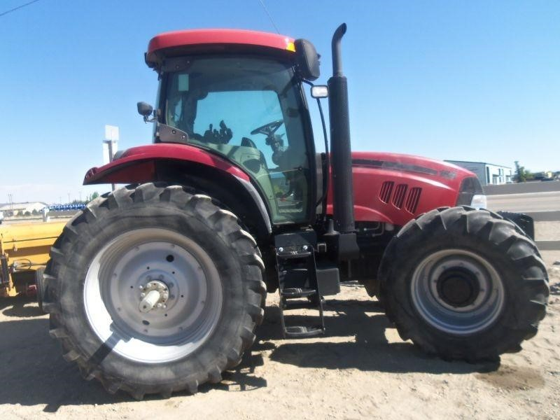 case ih puma 155 tractors 100 hp to 174 hp for auction. Black Bedroom Furniture Sets. Home Design Ideas