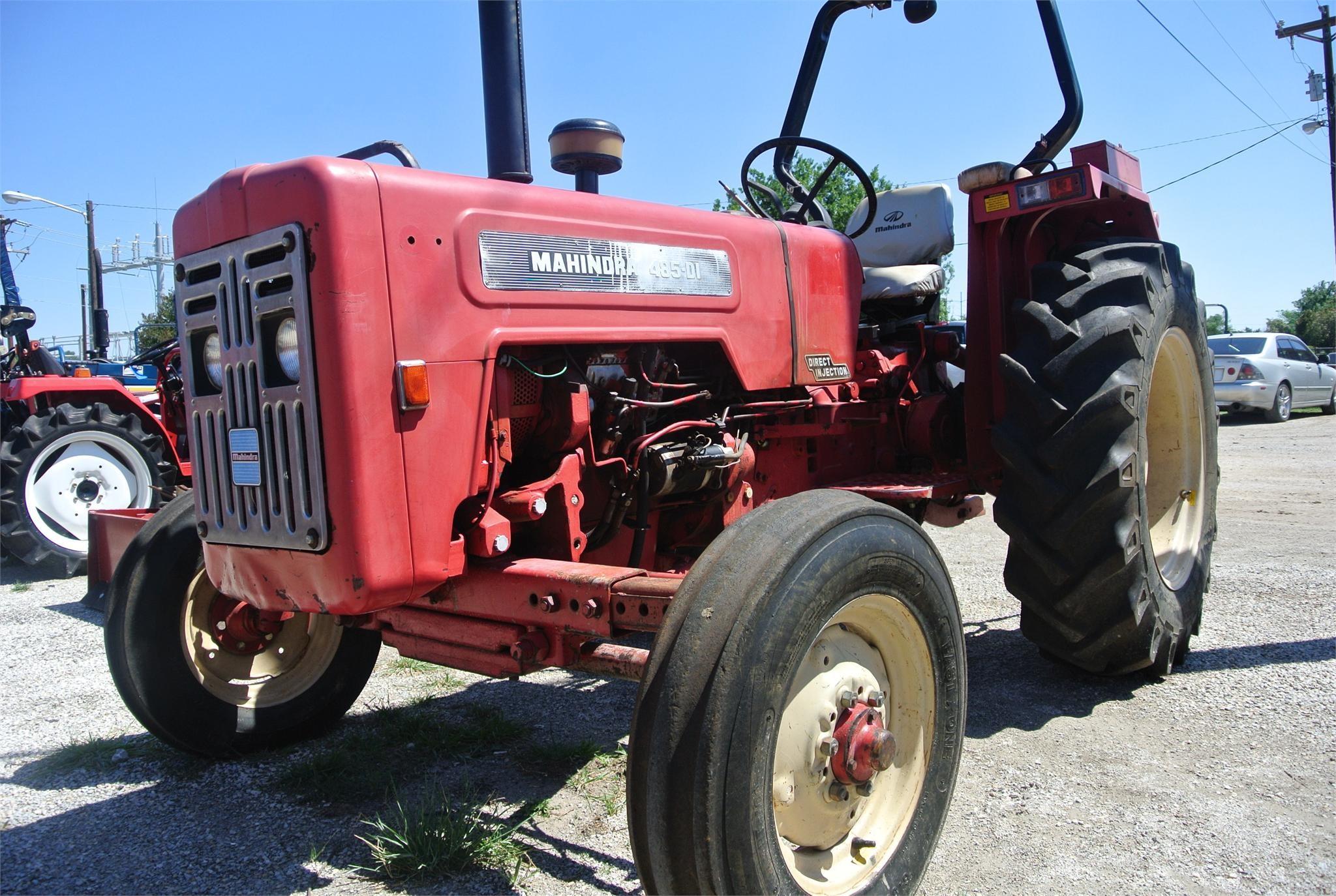 MAHINDRA 485-DI 40-99 HP Tractor