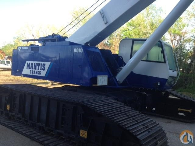 Detail photo of 2017 Mantis 9010 from Construction Equipment Guide