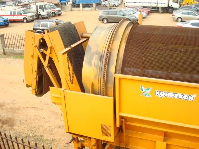 Detail photo of 2006 Komptech MAGNUM from Construction Equipment Guide