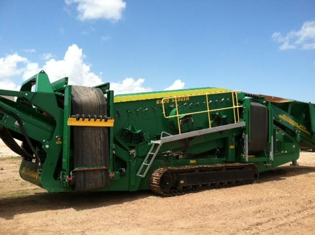 Detail photo of 2012 McCloskey R230 from Construction Equipment Guide