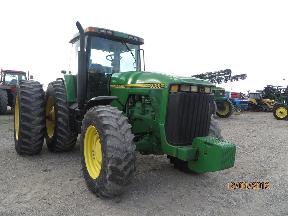 1997 JOHN DEERE 8300 Tractors - 175 HP Or Greater For ...