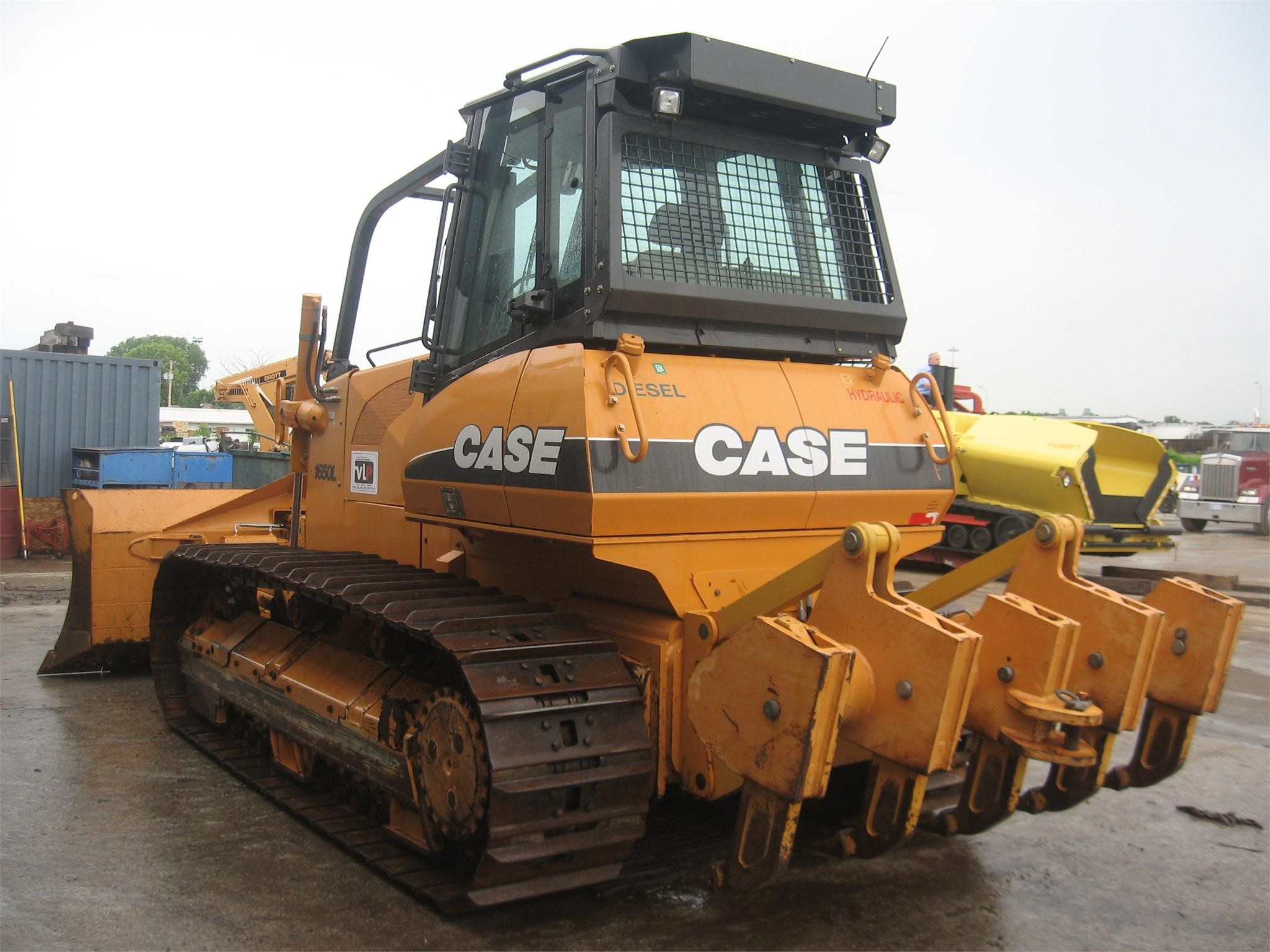 Detail photo of 2009 Case 1650L from Construction Equipment Guide
