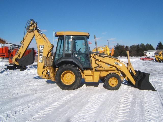 Detail photo of  John Deere 310G from Construction Equipment Guide