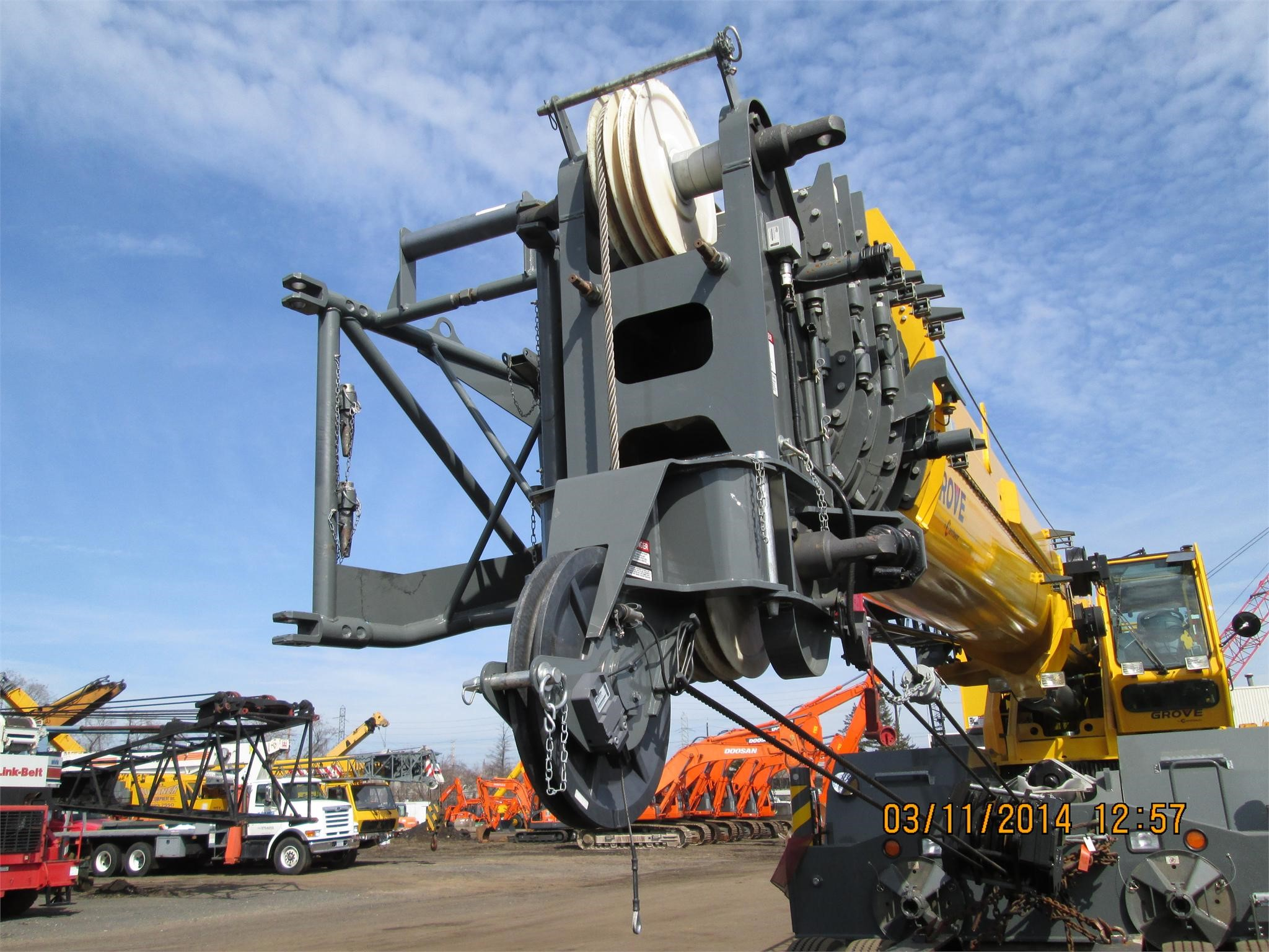 Detail photo of 2014 Grove RT770E from Construction Equipment Guide