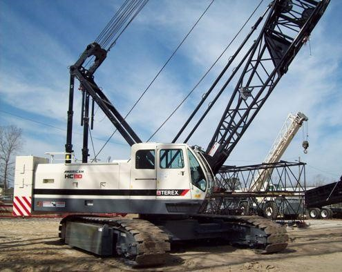Detail photo of 2015 Terex HC 110 from Construction Equipment Guide