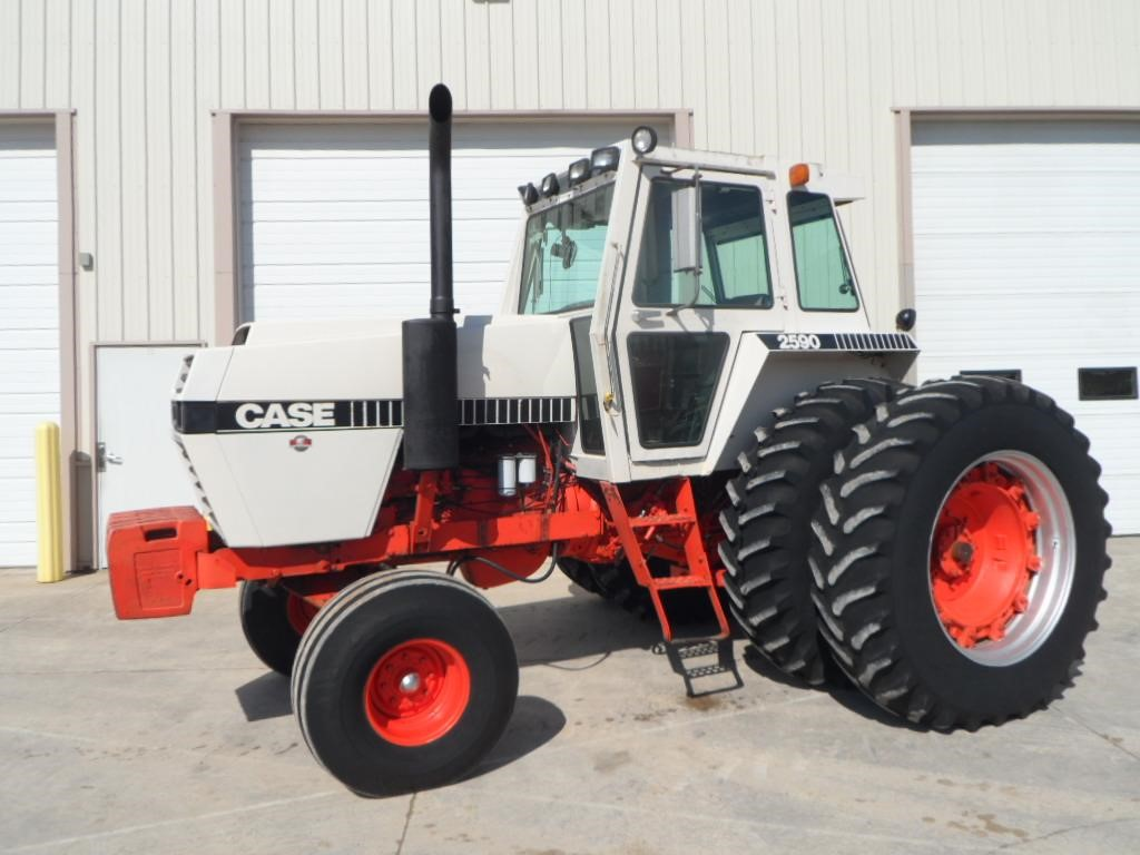 Parts Tractor 2590case : Wisconsin ag connection j i case tractors for sale