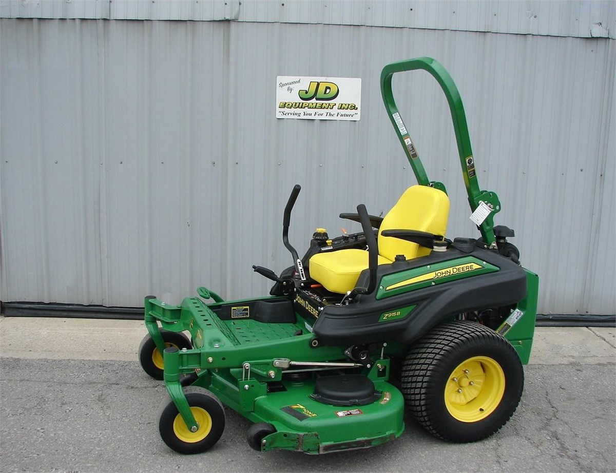 2013 John Deere Z915b Other Equipment Riding Lawn Mowers