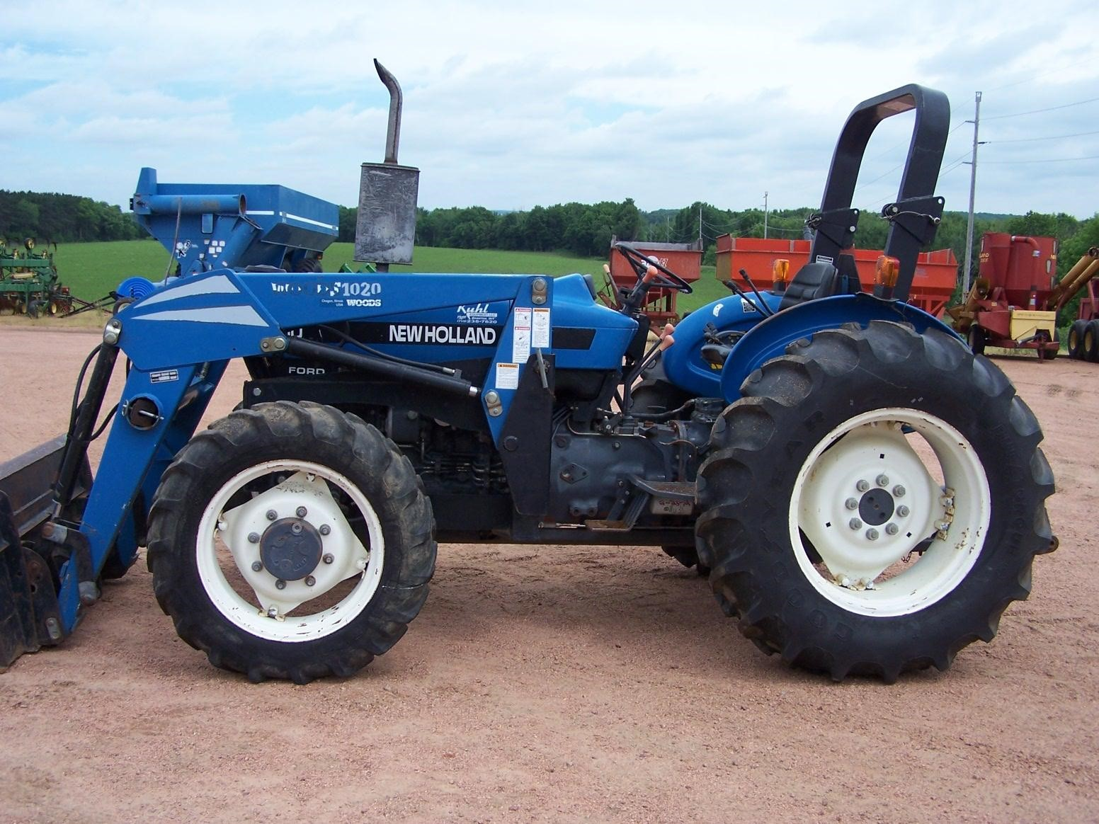 All Tractor Parts : Parts for ford tractors all states ag