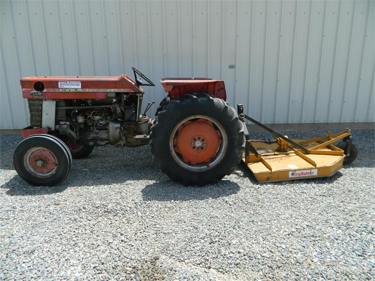 Massey Ferguson 150 : Massey ferguson tractors hp to for