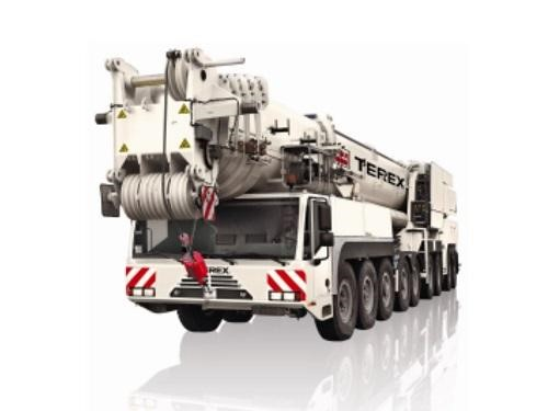 Detail photo of 2017 Terex AC 700 from Construction Equipment Guide