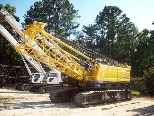 Detail photo of 2012 Kobelco CK1100G from Construction Equipment Guide