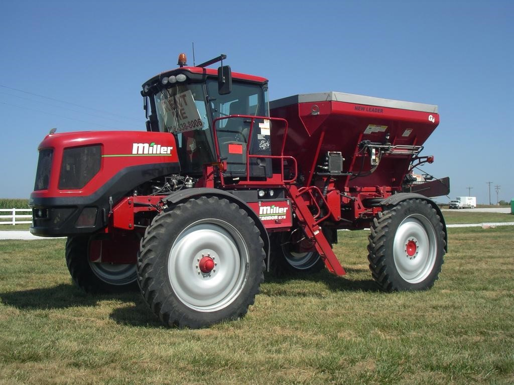 MILLER CONDOR A-40 For Sale | Farm Country Trader