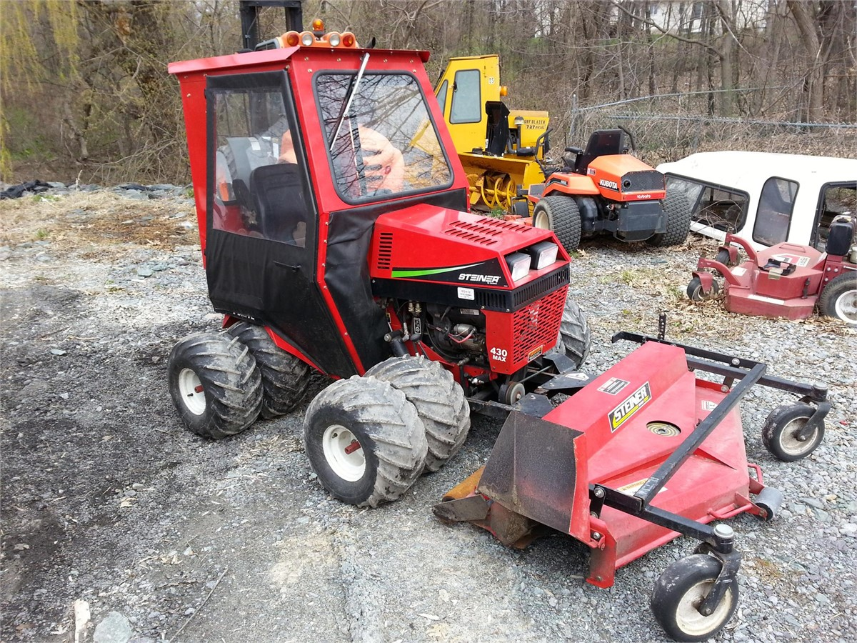 2005 Steiner 430 Max Other Equipment Riding Lawn Mowers