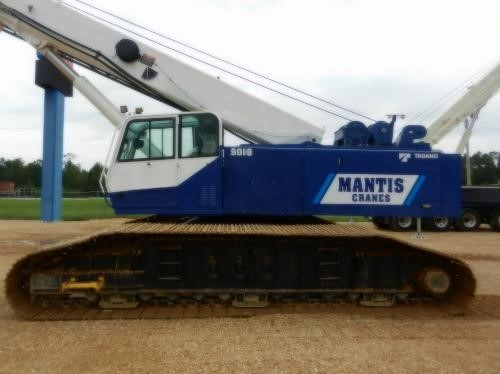 Detail photo of 2008 Mantis 9010 from Construction Equipment Guide