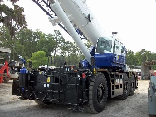 Detail photo of 2017 Tadano GR1600XL-2 from Construction Equipment Guide