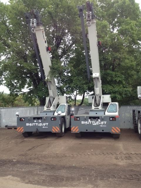 Detail photo of 2013 Shuttlelift 5540F from Construction Equipment Guide