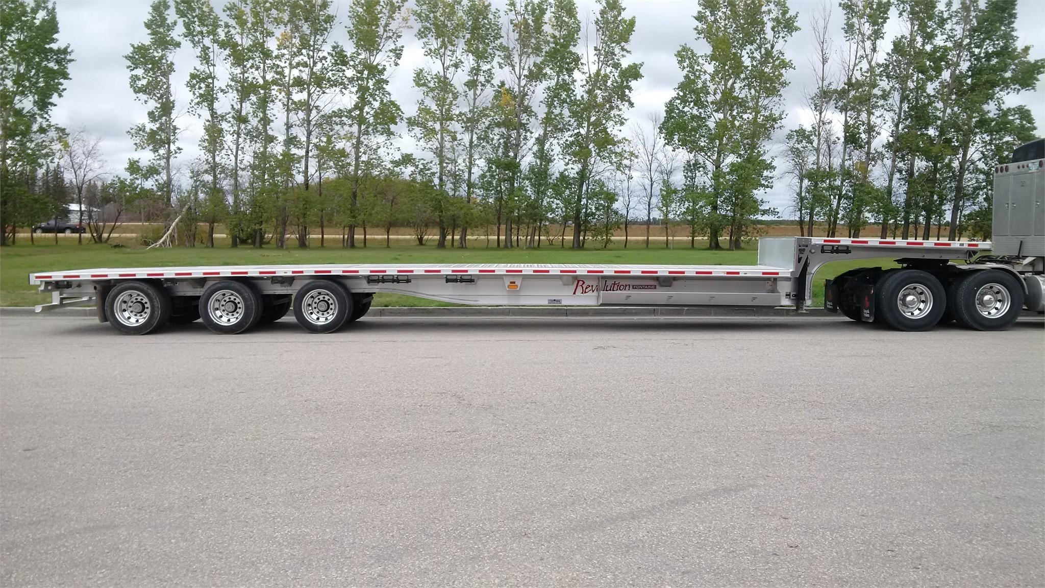 Max 80 Winnipeg >> Step Deck Trailers For Sale & Lease New & Used Step Deck Trailers