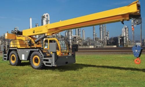 Detail photo of 2017 Badger CD4430 from Construction Equipment Guide