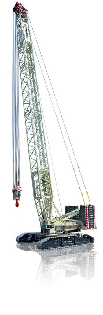 Detail photo of 2017 Terex SUPERLIFT 3800 from Construction Equipment Guide