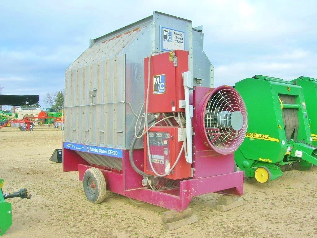 MATHEWS COMPANY CF320 Grain Dryer