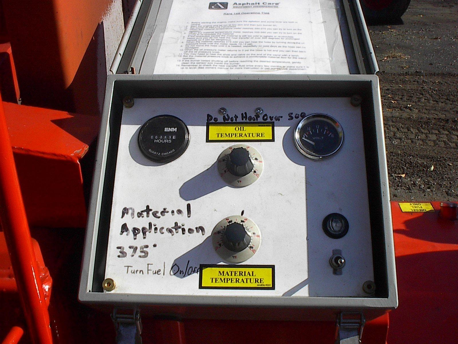 Detail photo of 2014 MARATHON KERA400HD from Construction Equipment Guide