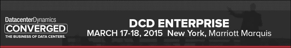 DCD Converged. Enterprise New York, Mar 17-18