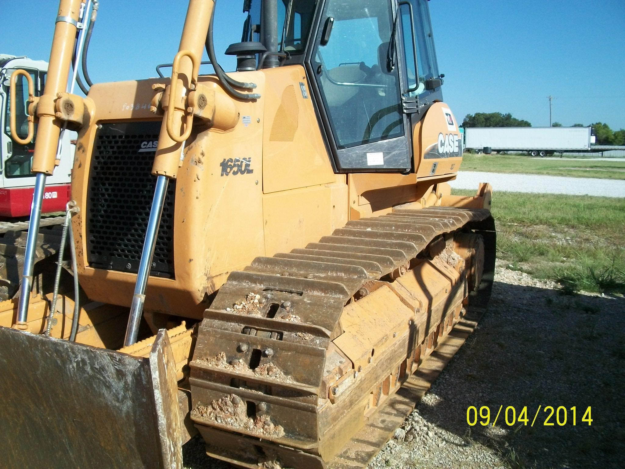 Detail photo of 2011 Case 1650L from Construction Equipment Guide