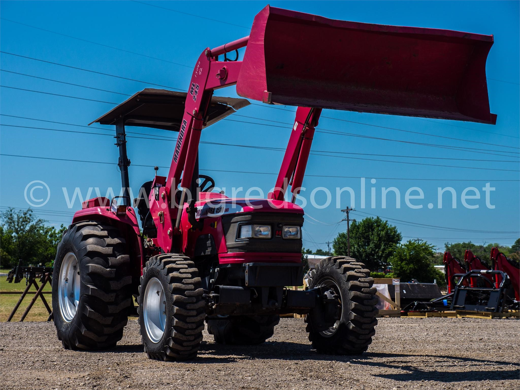 2008 MAHINDRA 4530 40-99 HP Tractor