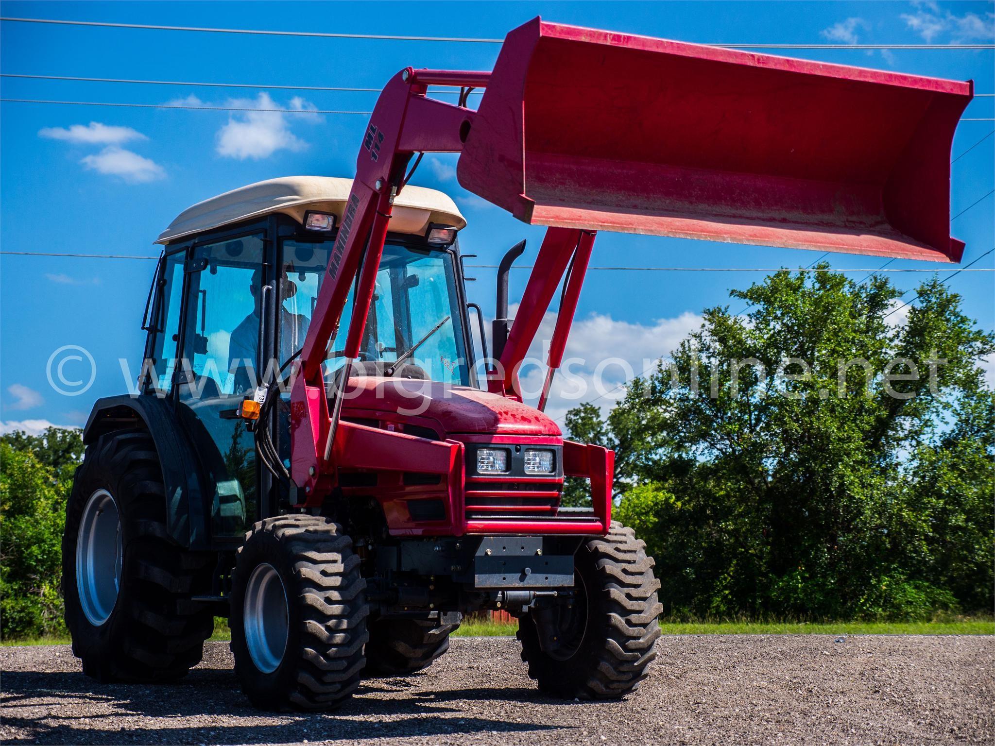 2008 MAHINDRA 4510 40-99 HP Tractor
