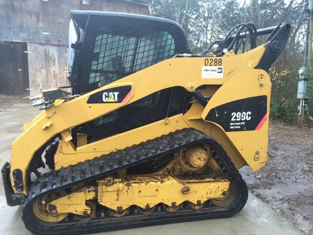 Detail photo of 2008 Caterpillar 299C from Construction Equipment Guide