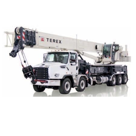 Detail photo of 2017 Terex CROSSOVER 8000 from Construction Equipment Guide