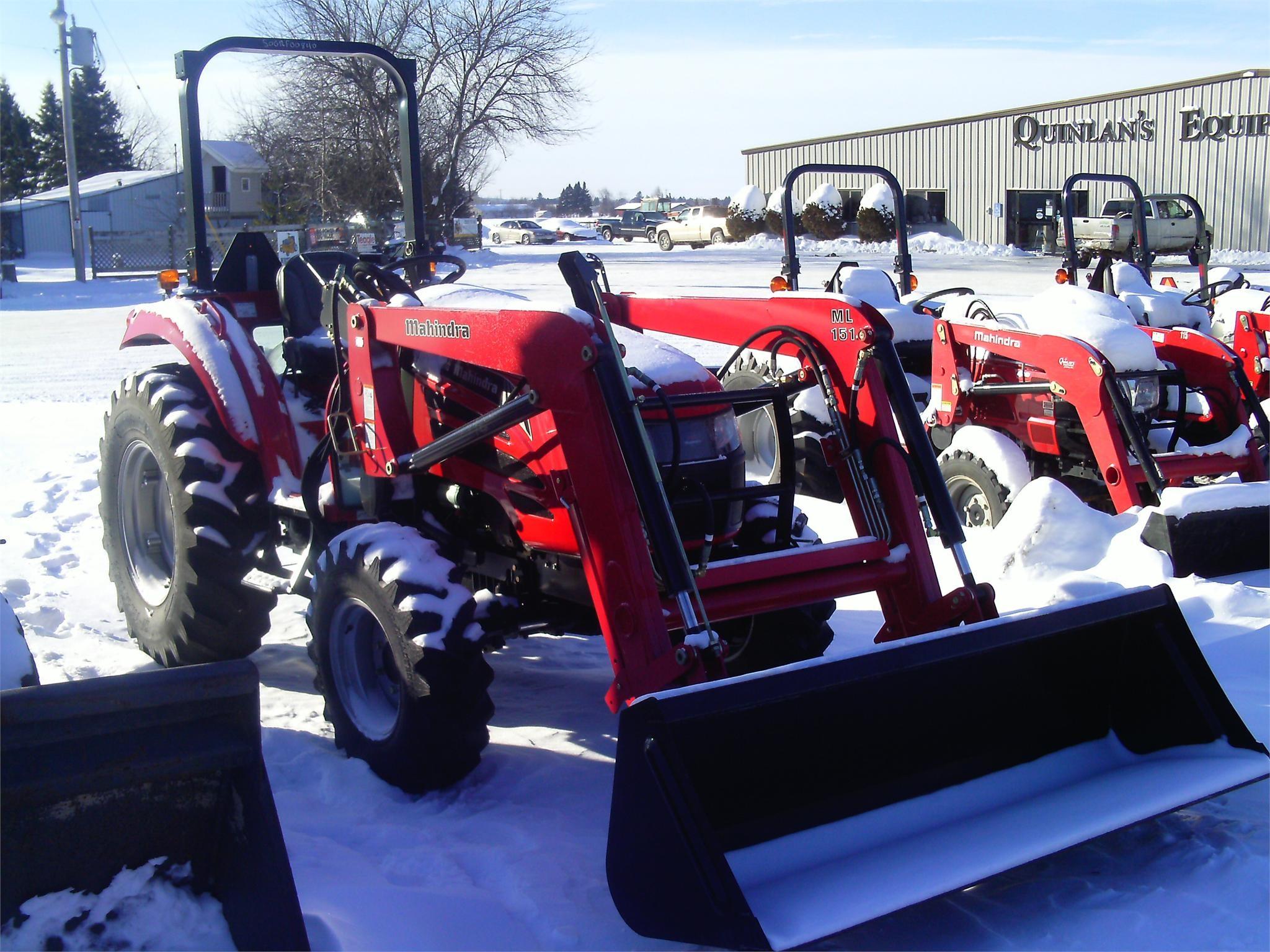 2014 MAHINDRA 5010 40-99 HP Tractor