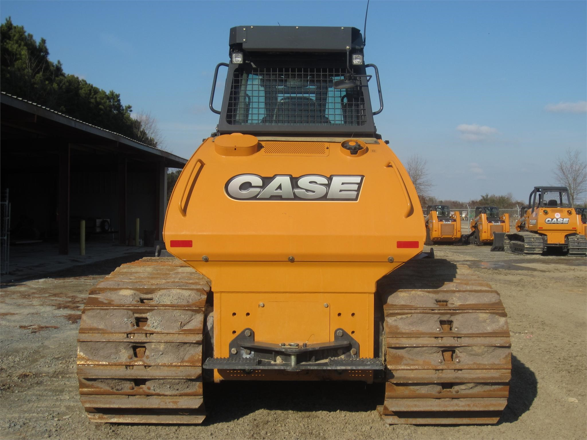 Detail photo of 2014 Case 2050M from Construction Equipment Guide