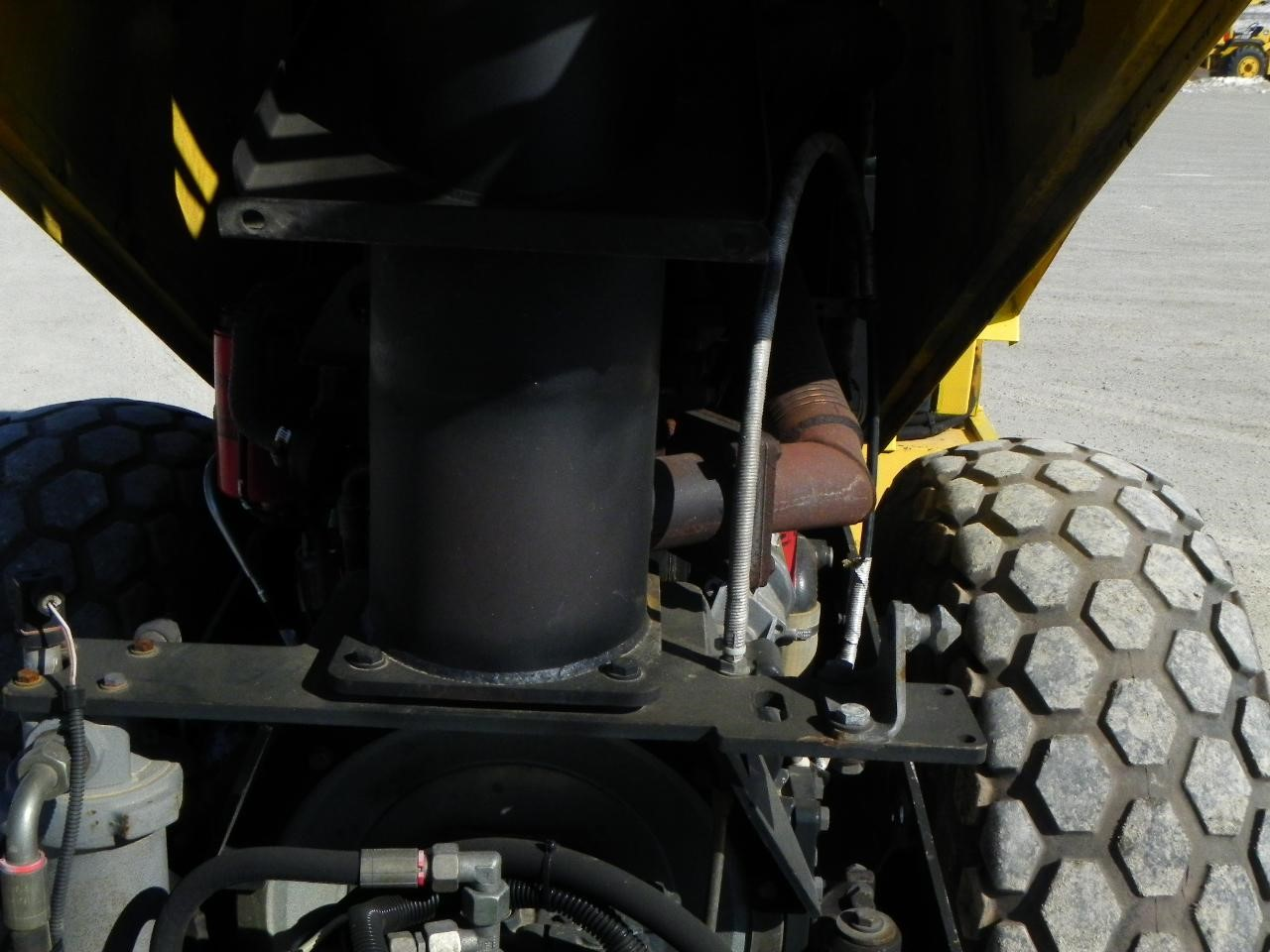 Detail photo of 2009 Bomag BW 177 D-3 from Construction Equipment Guide