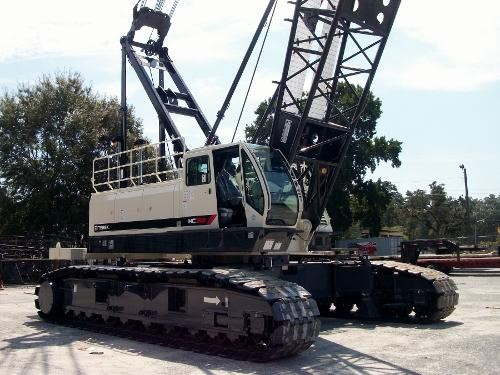 Detail photo of 2017 Terex HC 165 from Construction Equipment Guide