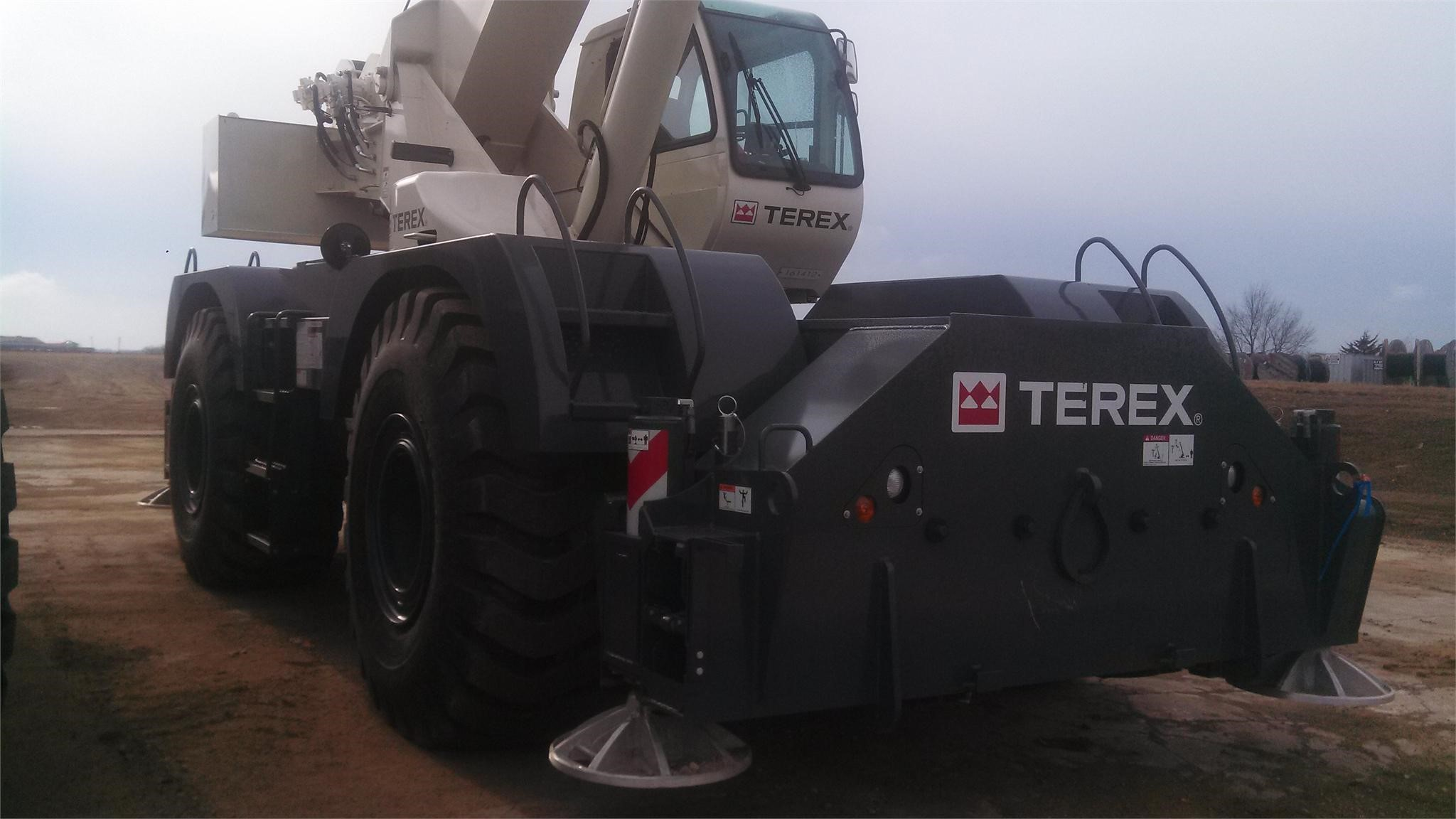 Detail photo of 2013 Terex RT 780 from Construction Equipment Guide