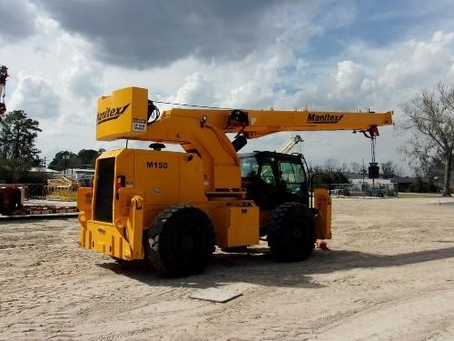 Detail photo of 2015 Manitex M150 from Construction Equipment Guide