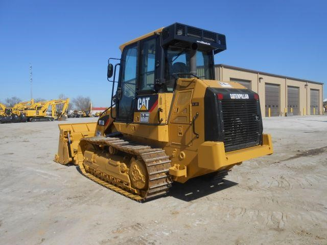 Detail photo of 2007 Caterpillar 953D from Construction Equipment Guide