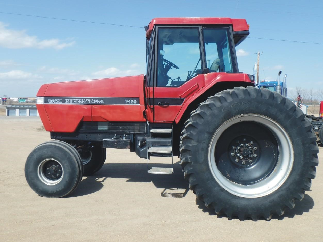 Case Ih 7120 : Wisconsin ag connection case ih  hp tractors