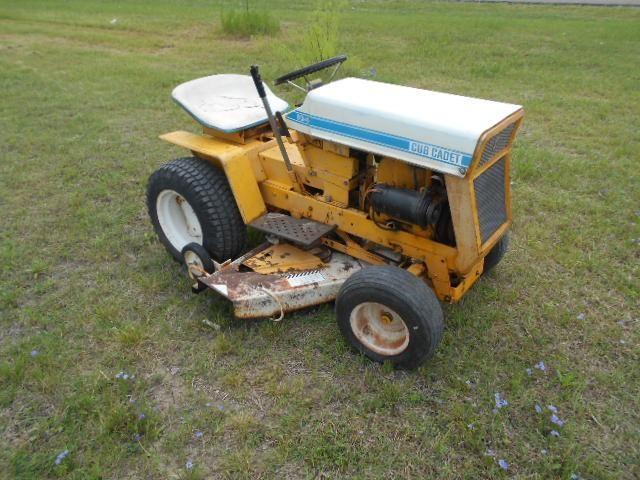 Internal Cub Cadet Lawn Mower : International cub cadet other equipment