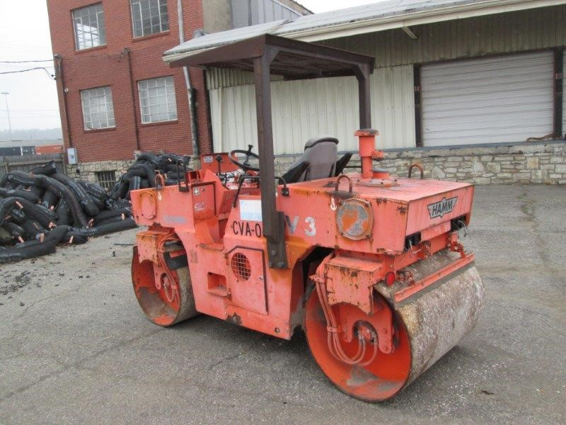 Detail photo of 1995 Hamm DV3.22 from Construction Equipment Guide