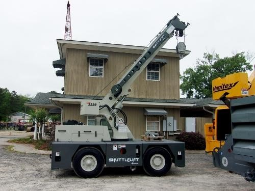 Detail photo of 2013 Shuttlelift 3339 from Construction Equipment Guide