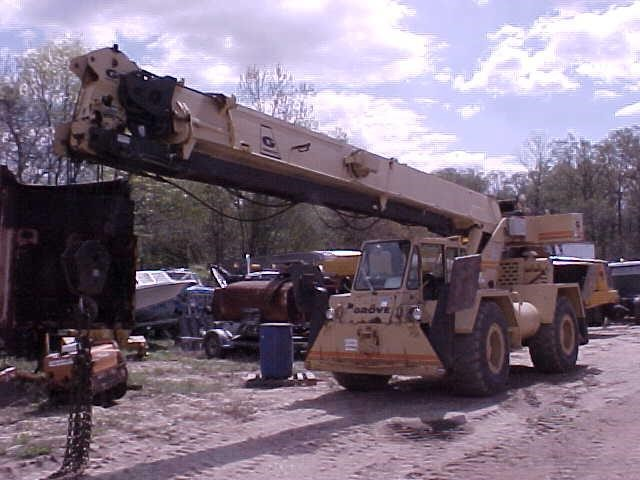 Detail photo of 1989 Grove RT58C from Construction Equipment Guide