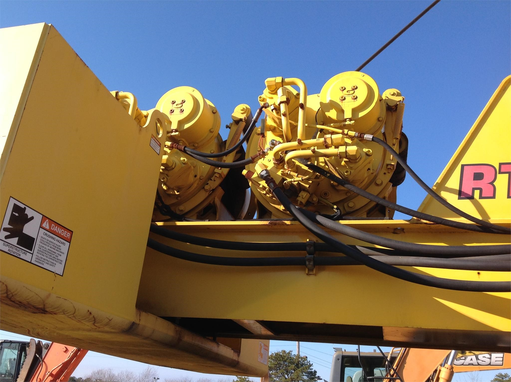 Detail photo of 2002 Grove RT650E from Construction Equipment Guide