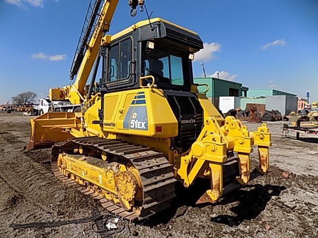Detail photo of 2012 Komatsu D51EX-22 from Construction Equipment Guide