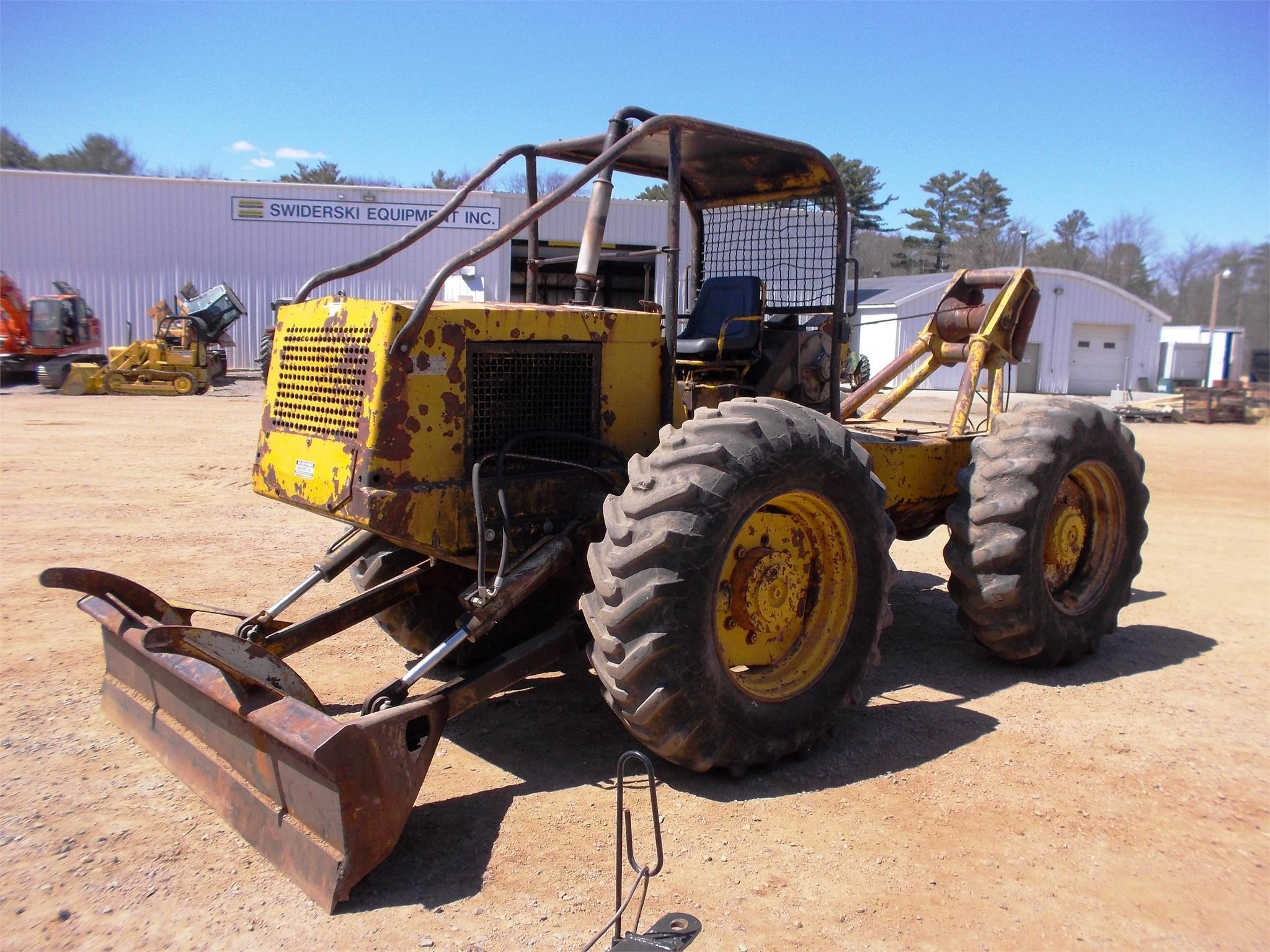 1974 TREE FARMER C5 Log Skidder