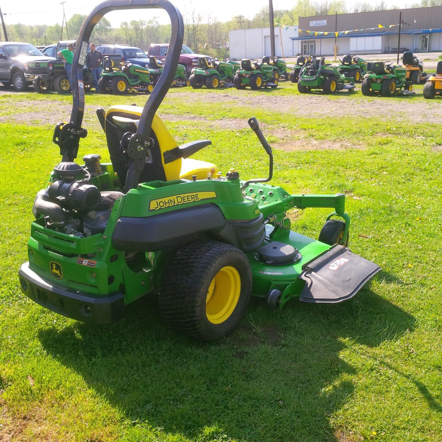wisconsin ag connection john deere z950a riding lawn mowers for sale. Black Bedroom Furniture Sets. Home Design Ideas