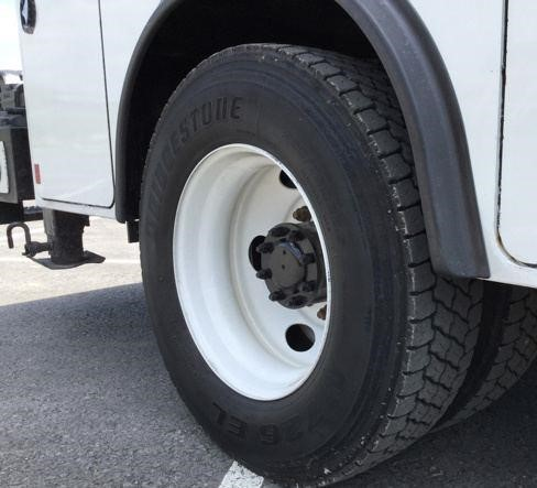 Detail photo of 2011 Kenworth T270 from Construction Equipment Guide